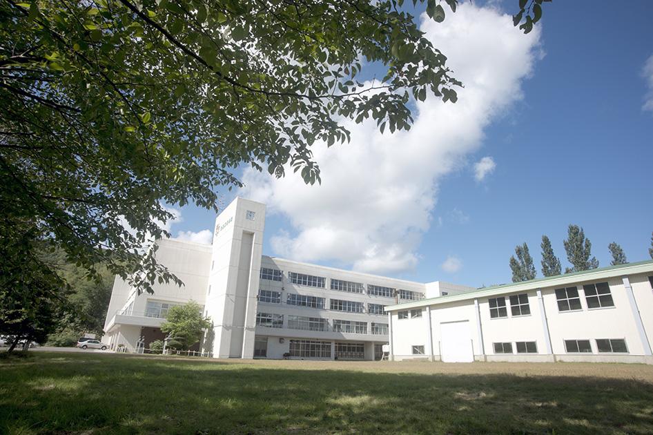 北照高等学校画像